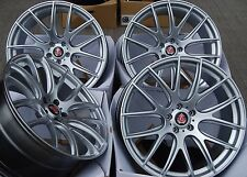 "18"" SILVER CS LITE ALLOY WHEELS FITS LAND ROVER FREELANDER 1 LEXUS MAZDA 5X114"
