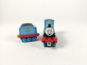 Gordon & Tender #4 Train Surprised Face Thomas The Tank Engine & Friends Diecast