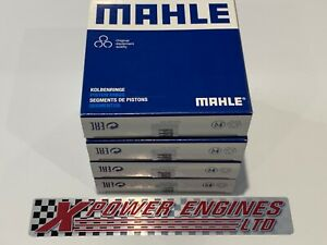 FORD DURATEC PISTON RINGS STD GENUINE MAHLE  87.50MM BORE  2.0L 2.3L HE ENGINES