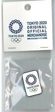 Tokyo 2020 summer Olympic Games pin - logo  - badge