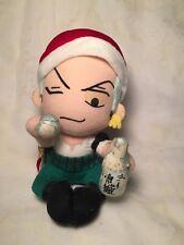 Roronoa Zoro from One Piece Plush Figure Doll Toy, Japanese Anime, Banpresto