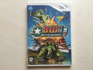 Battalion Wars 2 Nintendo Wii Game UK PAL NEW & SEALED