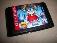 Flink Sega Genesis NTSC English/Dutch/French Game