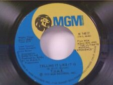 "T.U.M.E. ""TELLING IT LIKE IT IS / YOU'RE NOT HIM"" 45"