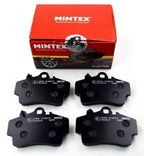 MINTEX FRONT AXLE BRAKE PADS FOR PORSCHE BOXSTER MDB1873 FAST DISPATCH
