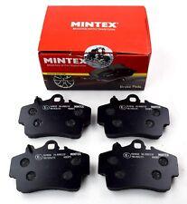 Mintex Essieu Avant Plaquettes de frein pour Porsche Boxster MDB1873 envoi rapide