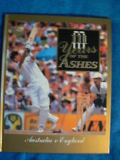 Cricket Book: 111 Years of the Ashes - Australia verses England by Phil Wilkins