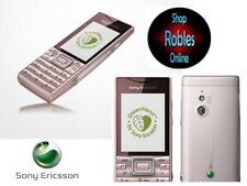 Sony Ericsson ELM J10i2 Pearl Rose (Ohne Simlock) UMTS GPS WiFi 5MP Akzeptabel