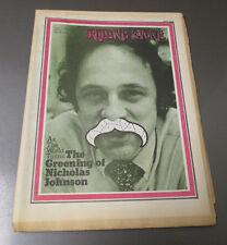 1971 ROLLING STONE Magazine #79 FN- 5.5 Captain Beefheart