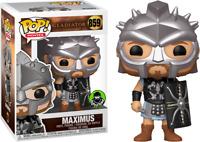 Maximus with Helmet Gladiator Funko Pop Vinyl New in Box
