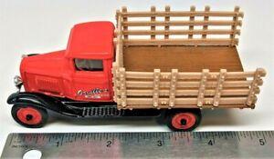 Ertl 2803 Chevrolet 1930 Delivery Truck - Orville's Grain & Feed 1/43 Diecast LN