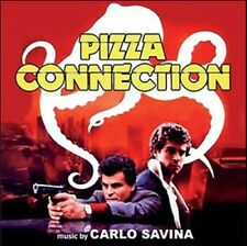 Carlo Savina: Pizza Connection (New/Sealed CD)