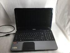 Toshiba Satellite C855D AMD Vision A6 APU Laptop Computer *PARTS ONLY* -CZ