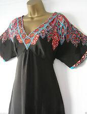 Monsoon V Neck Short Sleeve Maxi Dresses for Women