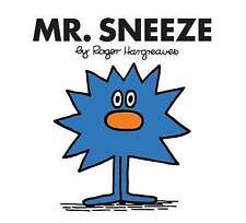 Mr. Sneeze | Roger Hargreaves | Mr. Men | Children's Story Book | New | Cheap