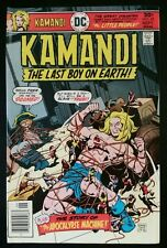 KAMANDI #45 (1976 DC Comics) ~ FN/VF Comic Book