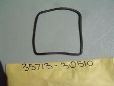 35713-30510 NOS Suzuki tail light lens gasket GT185 GT250 SP370 SP400 TS250 more
