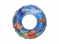 Disney 3-D Inflatable Swimming Pool Swim Ring - Finding Dory NEW