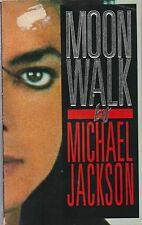 MOONWALK by Michael Jackson - In his own words - The true-life story -  PB 1989