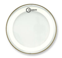 Aquarian Super II 2 12 Inch Drum Head Clear With Studio-X Ring MRS2-12 DrumSkin