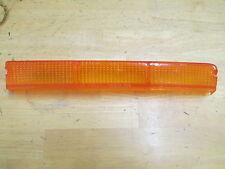 Ferrari 328 LH Turn Signal / Indicator (orange) Lens # 61942800