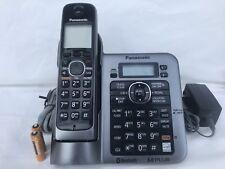 Panasonic KX-TG7641 M DECT 6.0 PLUS BLUETOOTH CORDLESS PHONE SYSTEM