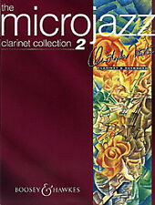 Microjazz Clarinet Collection Vol. 2, sheet music; Norton, Christopher.