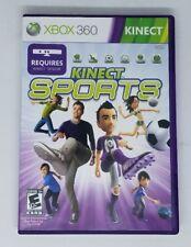 Kinect Sports (Microsoft Xbox 360, 2010) Video Game
