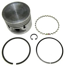 New Set of 4 Pistons Pins Rings for MGB 1965-1971 8.8-1 Comp Ratio + 020 Bore