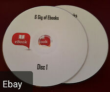 ebooks Over 6 Gig on 2 Discs and resale rights nearly 2000 ebooks Free UK Post