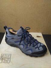 MERRELL MENS ENERGIS WATERPROOF WALKING SHOES J155124C UK 7 LIGHT USE GREY BLUE