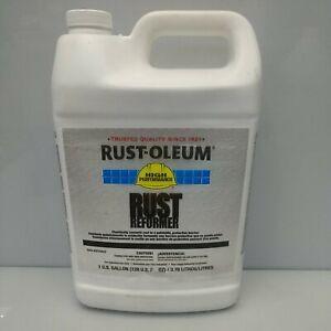 RUST-OLEUM 3575402 Rust Reformer,Clear,1 gal.