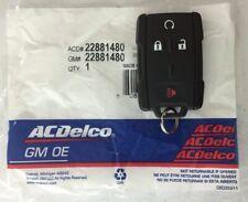 14-19 Chevy Silverado Tahoe Suburban GMC Sierra Keyless Remote Key Fob Entry OEM