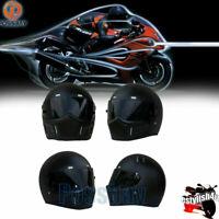 Balck Star Wars Motocross Street Full Face Helmet DOT Approved S-XXL for Bandit