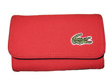 ccdba7351b950e New Authentic LACOSTE KEY HANGER Casuial slg 10 Red