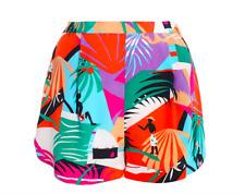 ZIMMERMANN Cabana Silk Shorts Size 1 (New)