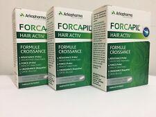 Forcapil Hair Activ - Keratin Activ 90 Tablets (3x30) - Arkopharma