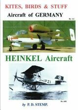 Kites, Birds and Stuff - Aircraft of Germany - Heinkel Aircraft by P. D....