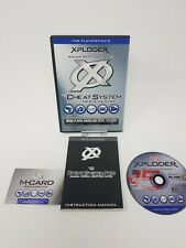 Xploder Lite Cheat System For Sony PS2 Complete + Instructions Mint V5
