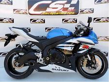 Suzuki GSXR1000 GSX-R 1000 Srad 12/16 Full exhaust system + headers CS Racing
