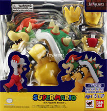 S.H. Figuarts Bowser Super Mario Bros. Action Figure Authentic USA Seller