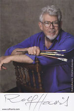 Rolf Harris Hand Signed 6x4 Photo, Autograph, Two Little Boys, Can You Tell What