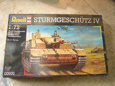 1/72 Revell Sturmgeschtuz Iv 03101 Mint