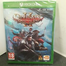Divinity 2 II Original Sin Xbox One Game - New and Sealed Fast and Free Delivery