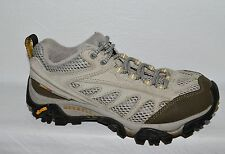 MERRELL MESA VENTILLATOR II TAUPE SZ 6 M 36 SUEDE LEATHER HIKING SHOES BOOTS