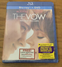 The Vow Blue Ray DVD 2012 2 Disc Set Includes Digital Copy UltraViolet