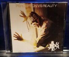 Anybody Killa - Perception vs Reality CD ABK insane clown posse twiztid blaze