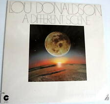 Lou Donaldson LP A DIFFERENT SCENE sealed w/ Ricky West
