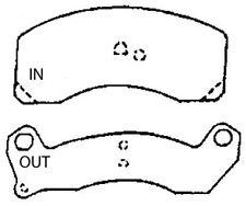 Disc Brake Pad Bendix Front MKD199
