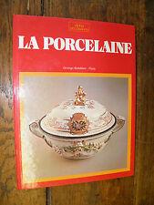 La porcelaine / John Cushion /  alpha décoration / Grange Batelière